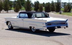 Картинка 1960, Convertible, Lincoln Continental, Mark V