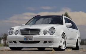 Картинка Estate, E320, S210, Mercedes- Benz