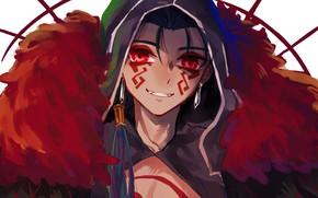 Картинка демон, парень, Fate / Grand Order, Судьба великая кампания