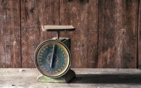 Картинка стол, фон, весы