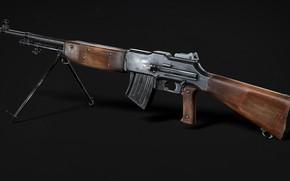 Картинка Швеция, Ручной пулемёт, KG M1921