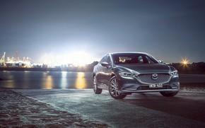 Картинка Mazda 6, седан, 2018