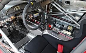 Картинка Салон, Alfa Romeo, Руль, DTM, 1993, Sports car, Кокпит, Alfa Romeo 155 V6 TI DTM, ...