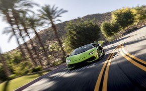 Картинка Roadster, Lamborghini, суперкар, Aventador, 2020, SVJ, Aventador SVJ