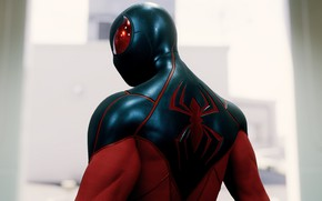 Картинка человек паук, Spider-Man, PS4