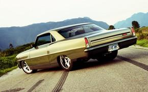 Картинка Chevrolet, Muscle, Nova