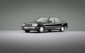 Картинка luxury, limusine, mercedes s600