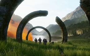 Картинка Halo, Infinite, 343 Industries, E3 2018