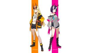 Картинка девушки, ассасин, Fate / Grand Order, Судьба великая кампания