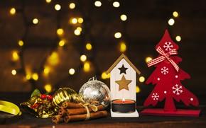 Картинка украшения, елка, Новый Год, Рождество, Christmas, wood, New Year, decoration, Merry