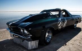 Картинка Chevrolet, Car, El Camino