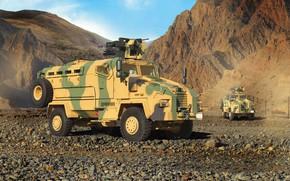 Картинка turkey, military vehicle, BMC Kirpi
