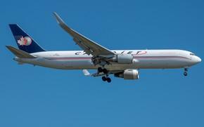 Картинка Boeing, Cargojet Airways, 767-300F