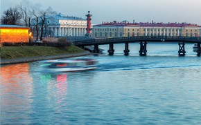 Картинка мост, Санкт-Петербург, Россия