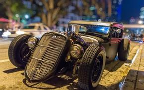 Картинка Car, Custom, Modified, Rat rod