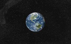 Картинка пространство, мир, планета, Земля