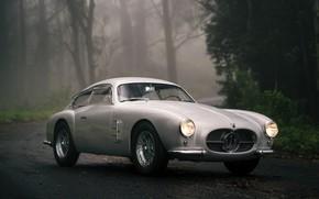 Картинка Maserati, Classic, Coupe, A6G 2000, Berlinetta Zagato
