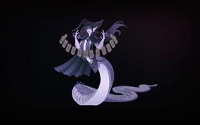 Картинка Змея, Карты, Магия, Фон, Fantasy, Mythology, Art, Фантастика, Characters, Monsters, Black Magic, Creatures, Мифология, Candice …