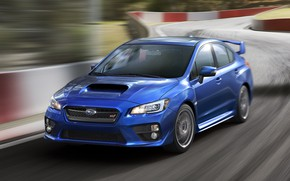 Обои Subaru, Impreza, WRX, STI