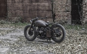 Картинка Custom, Motorbike, Bobber