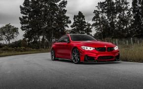 Картинка BMW, Light, RED, F82, LED