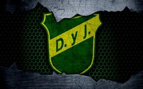 Картинка wallpaper, sport, logo, football, Defensa y Justicia