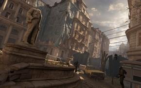 Картинка city, город, Half-Life, screenshot, Alyx, Half-Life: Alyx