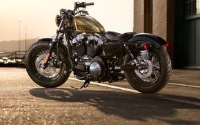 Картинка Harley-Davidson, Forty-Eight, XL1200X