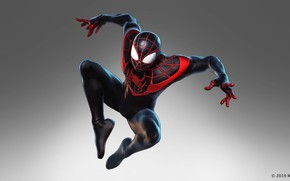 Картинка Spider-Man, Miles Morales, the black order, marvel ultimate alliance 3