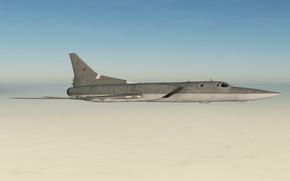 Картинка Ту-22М3, ОКБ Туполева, Стратегический бомбардировщик