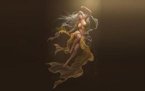 Картинка девушка, фон, красавица, League of Angels