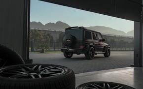 Картинка Mercedes-Benz, Brabus, AMG, G-Class, Gelandewagen, G63, Widestar, Brabus 700, Fostla, 2019