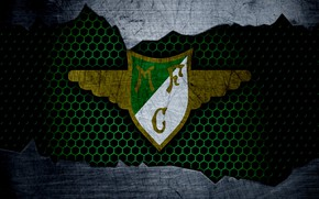 Картинка wallpaper, sport, logo, football, Moreirense
