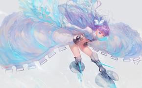 Картинка Девушка, Fate / Grand Order, Судьба великая кампания