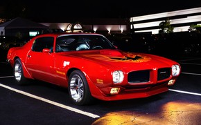 Картинка Pontiac, Firebird, 1972, Trans Am, Pontiac Firebird Trans Am
