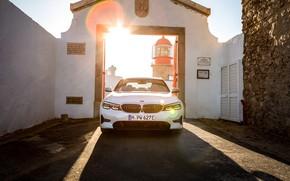 Картинка BMW, Hybrid, 3-Series, 330e, 2019