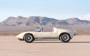 Картинка Roadster, вид сбоку, 1965, Ford GT40, Prototype (GT108)