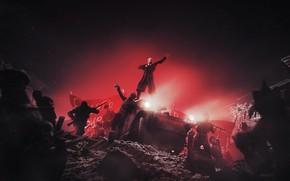 Картинка Красный, Люди, Красные, Коммунизм, Communism, Ленин, Россия, Russia, Revolution, Красная Армия, Октябрь, People, Революция, Народ, …