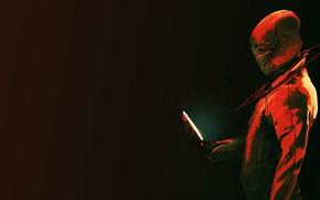 Картинка Рисунок, Человек, Фон, Маска, Арт, Телефон, Concept Art, illustration, by Marco Espinosa, Marco Espinosa, Got ...