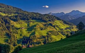 Картинка горы, Австрия, Thalgau, Grossarl