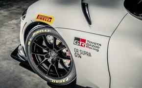 Картинка Диск, Колесо, Toyota, Supra, 2020, Toyota GR Supra GT4, Supra GT4