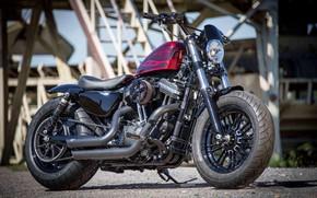 Картинка Bike, Harley-Davidson, Sportster