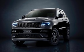 Картинка Jeep, Grand Cherokee, Limited, 2019, Grand Cherokee S