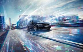 Картинка BMW, 3-series, Спереди