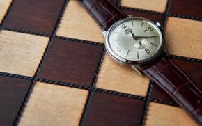 Картинка циферблат, шахматная доска, ремешок, watch, наручные часы, chess board