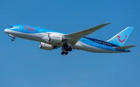 Картинка Boeing, 787-8, TUI Airlines