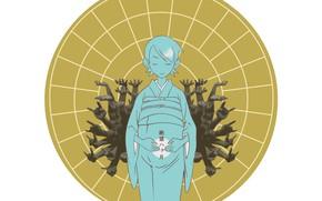 Картинка девушка, Прощай безрадостный сенсей, Sayonara Zetsubo Sensei