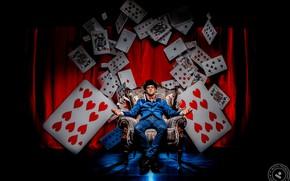 Картинка карты, казино, фокусник