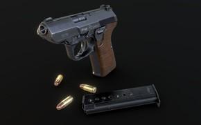 Картинка Германия, Самозарядный пистолет, Walther P5 Compact