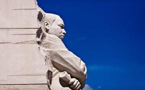 Картинка Вашингтон, США, Мемориал Мартина Лютера Кинга
